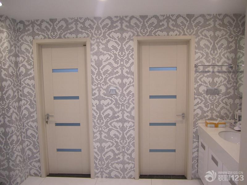 卫生间门框包边装修效果图片大全