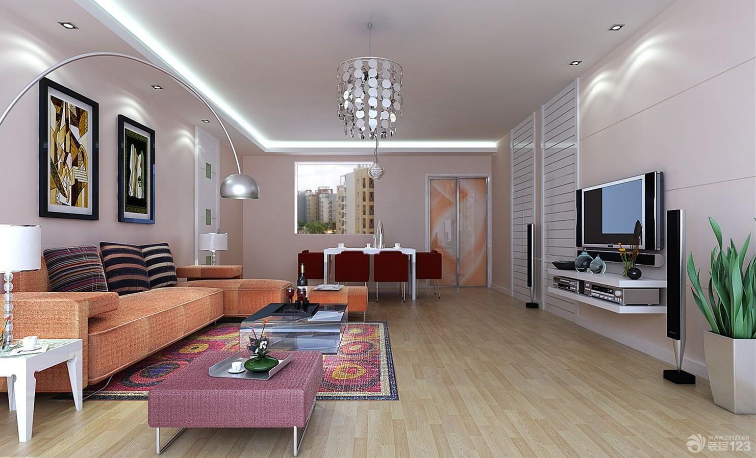 农村楼房室内风格设计图展示
