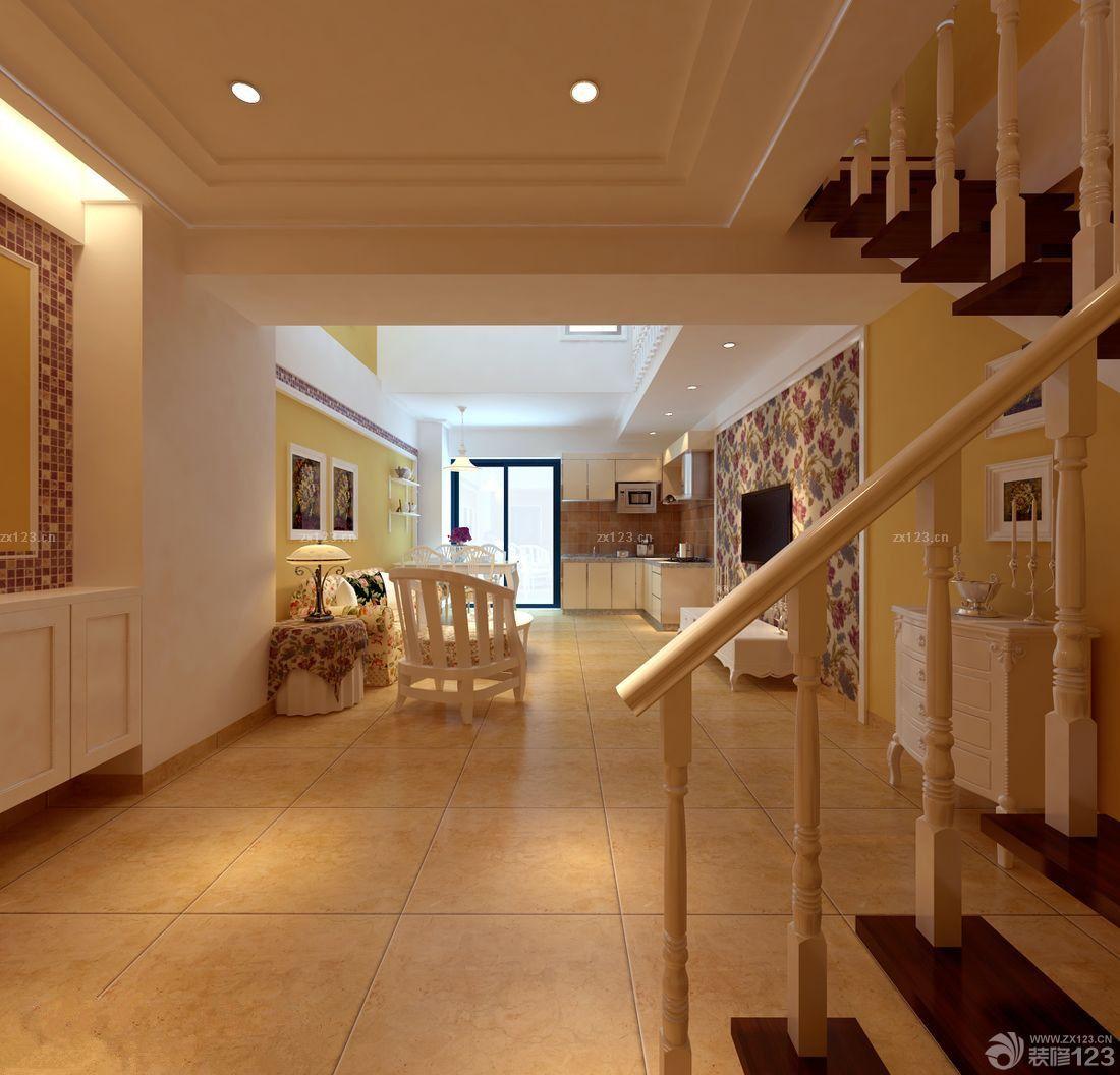 90平米楼中楼样板房|楼中楼装修样板间|小户型楼中楼装修效果图大全