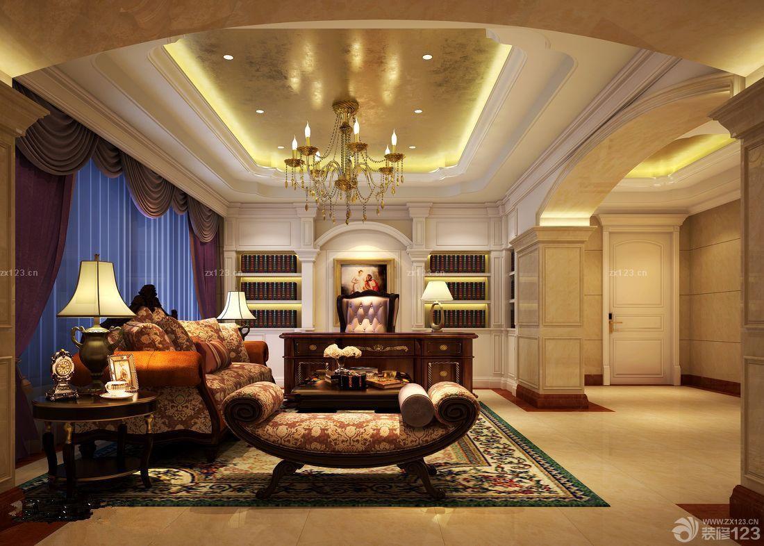 欧式风格家居室内门洞设计效果图大全
