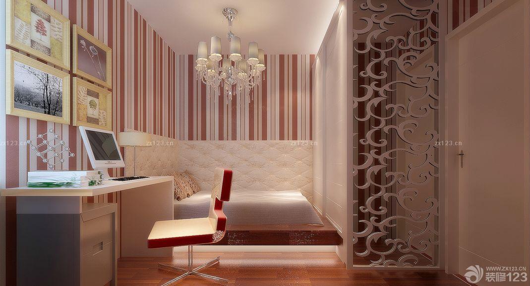 现代简约风格儿童房9平米卧室装修图片大全_设计456