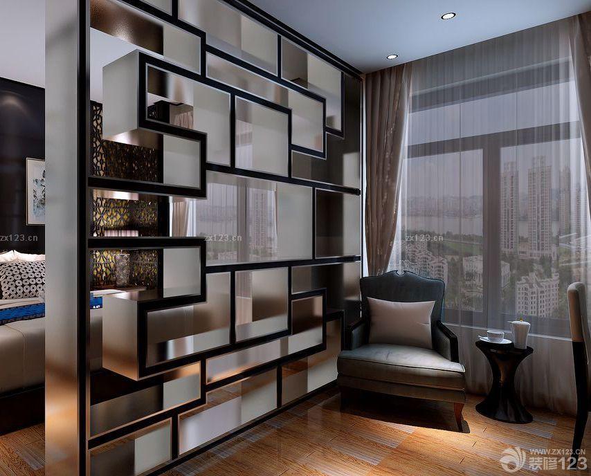 创意房间隔断镂空隔断设计效果图片大全