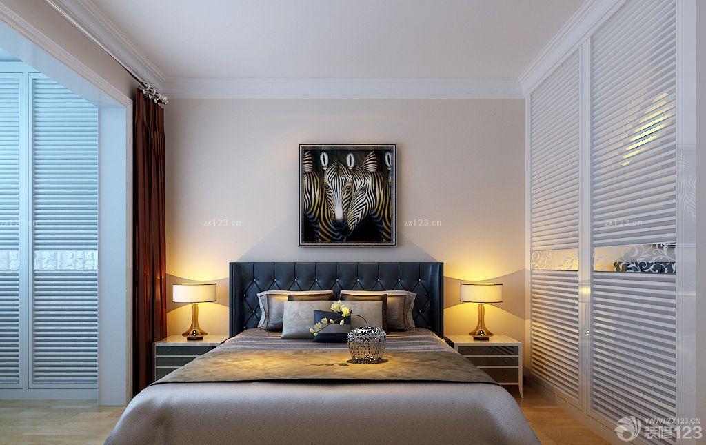 家装客厅电视背景墙纸装饰图案图片