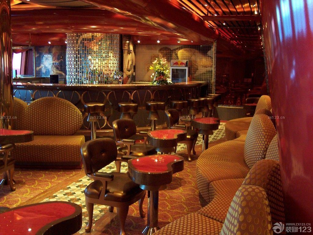 裝修效果圖 家居設計 音樂酒吧裝修設計效果圖片欣賞  設計理念: 相關