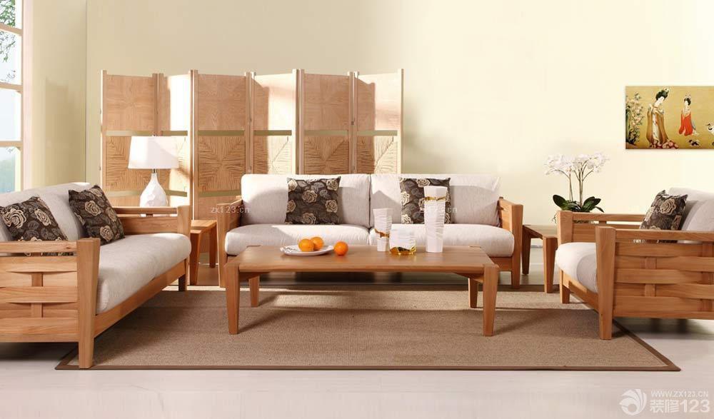 房屋客厅曲美家具设计图片欣赏