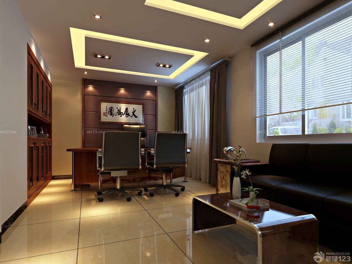 温馨小型宾馆标准间装修实例大全_设计456装修效果图
