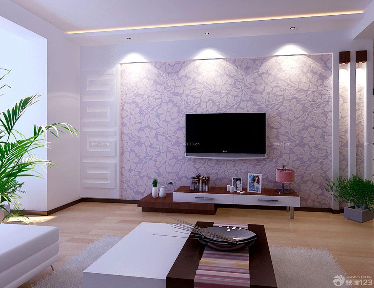 2016中式古典主义风格沙发背景墙效果图