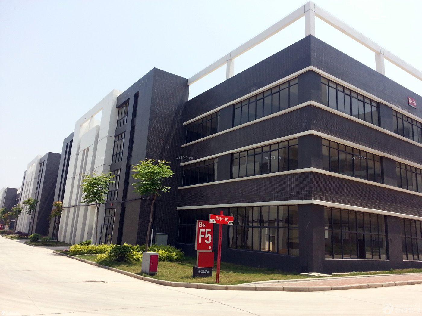 厂房办公楼装修设计效果图片