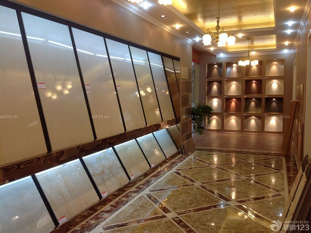 装修效果图 家居设计 2016最新欧式风格瓷砖店面装修效果图 设计理念