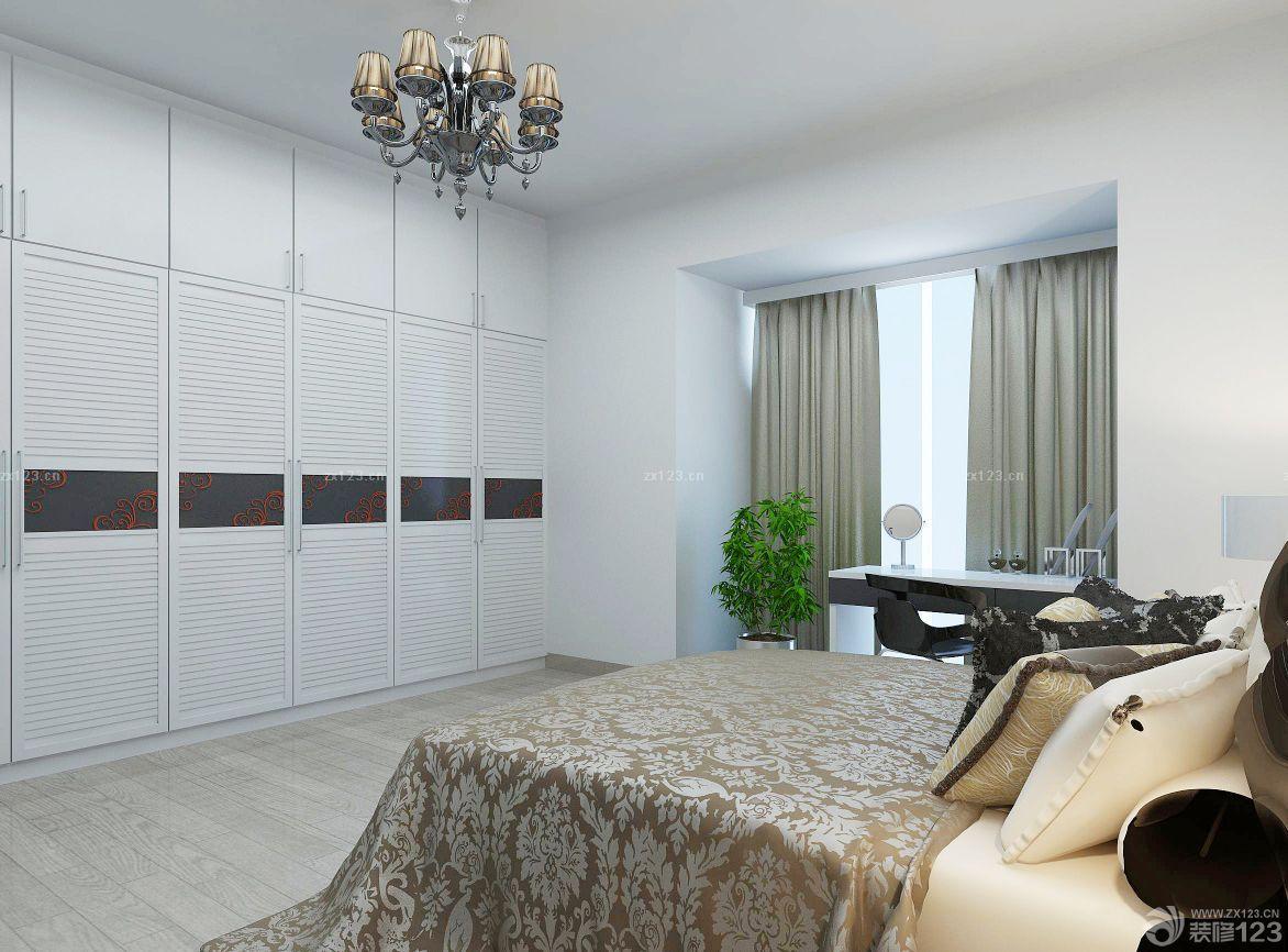 2015简欧风格高档别墅欧式围墙设计效果图欣赏