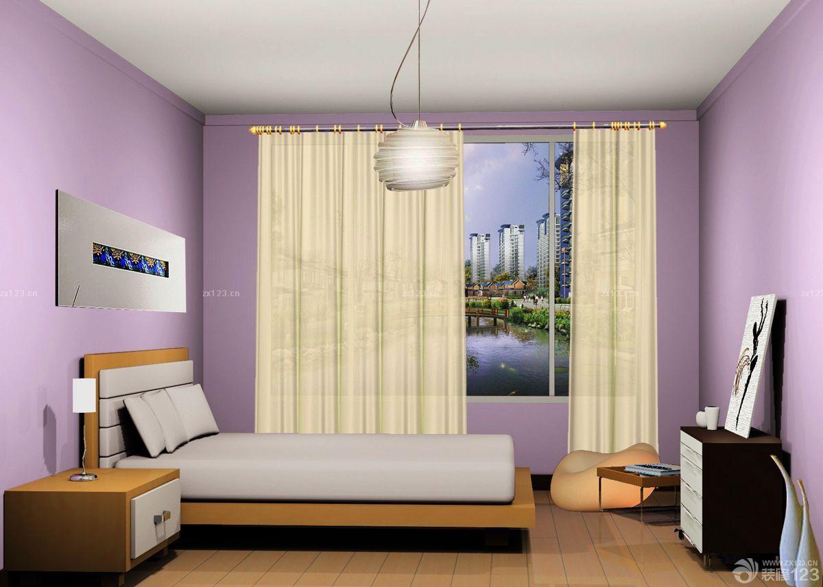 70平米带阁楼装修卧室装修颜色设计效果图