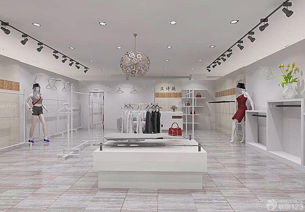 香奈儿女装服装设计图展示