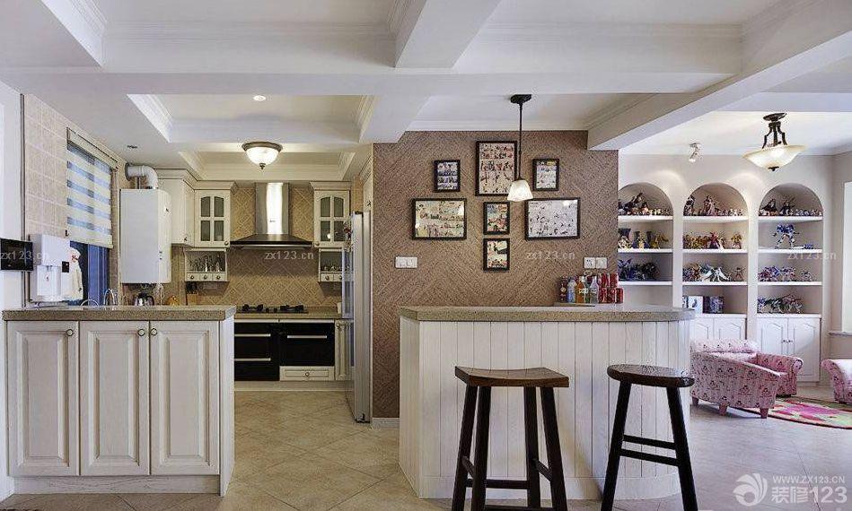 最新简欧风格家装100平方米房子装修图片