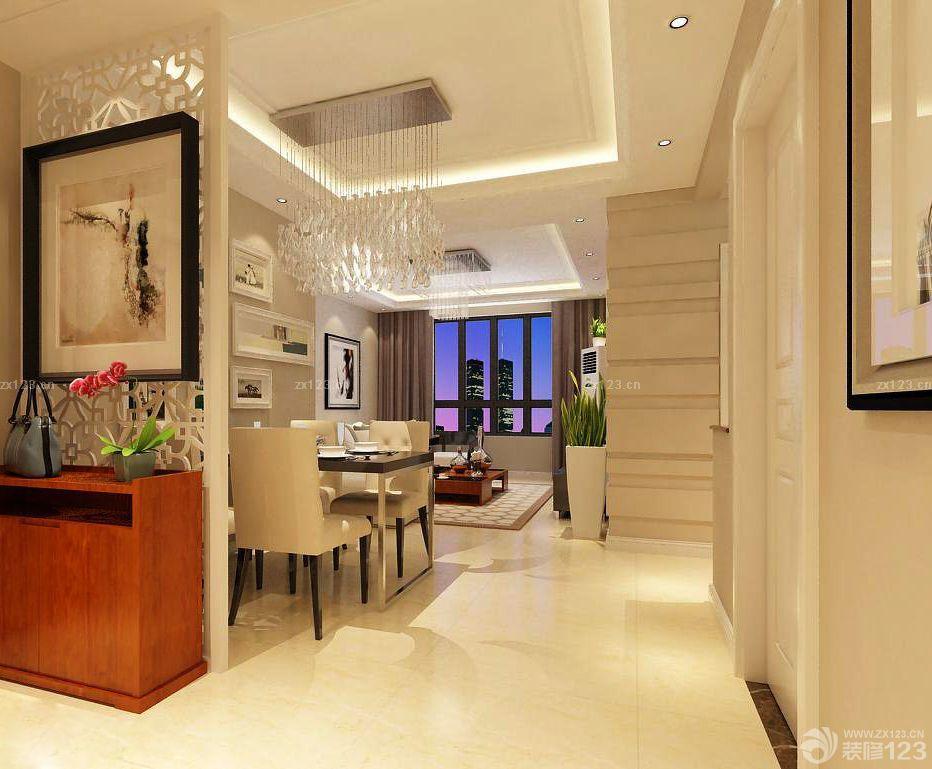 装修效果图 家居设计 美式田园混搭风格小型别墅室内图片欣赏