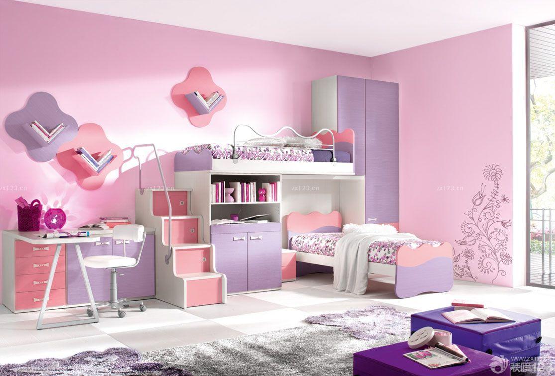 欧式衣柜移门卧室装修效果图欣赏