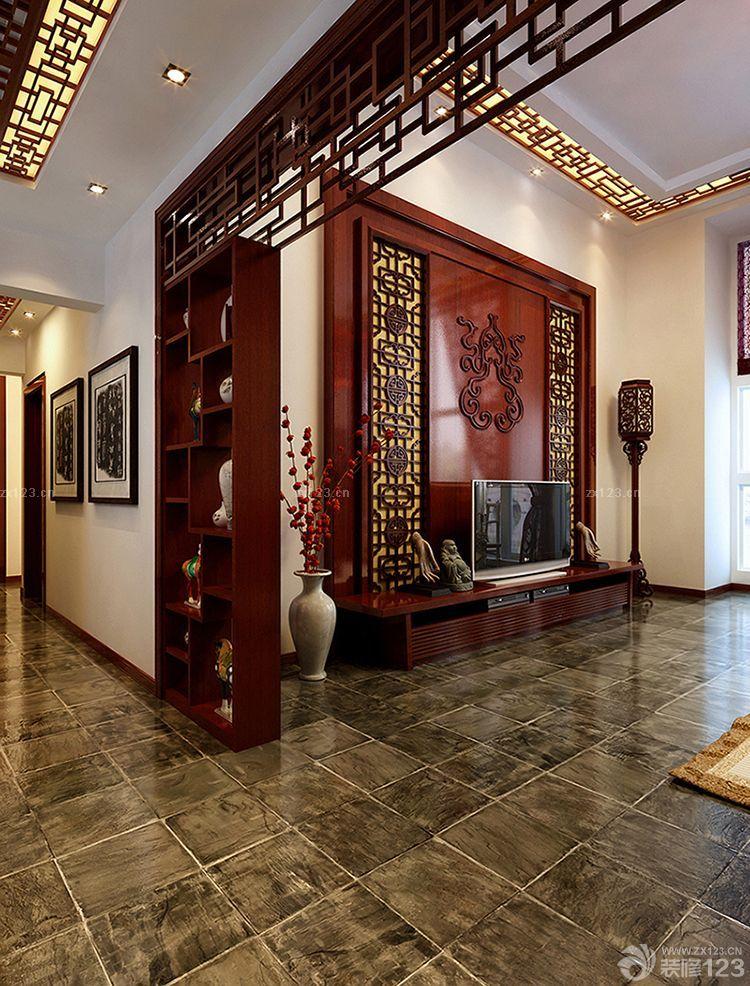中式复古房子装修图片展示