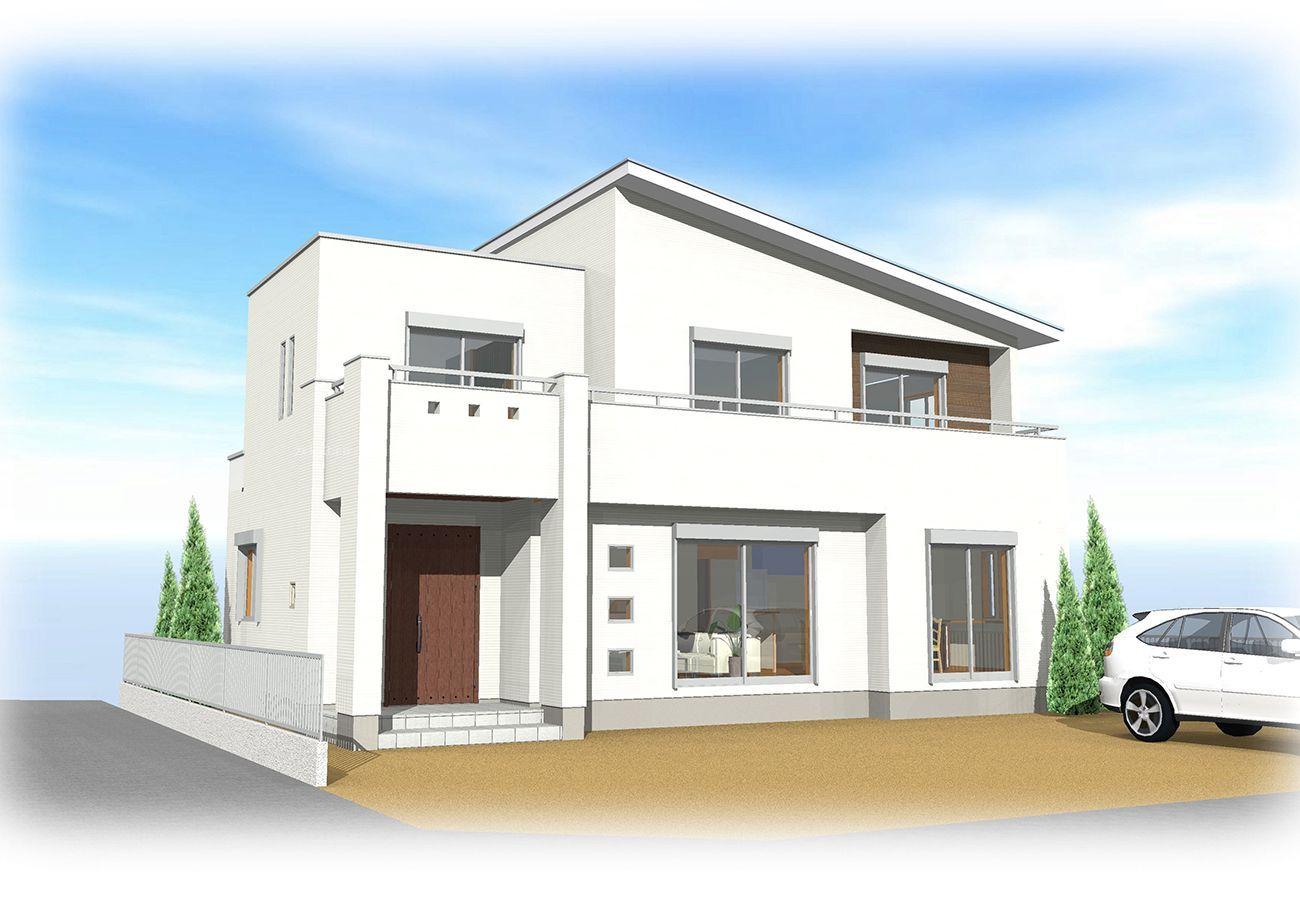 四间三层欧式小别墅设计图纸 新农村自建房屋建筑