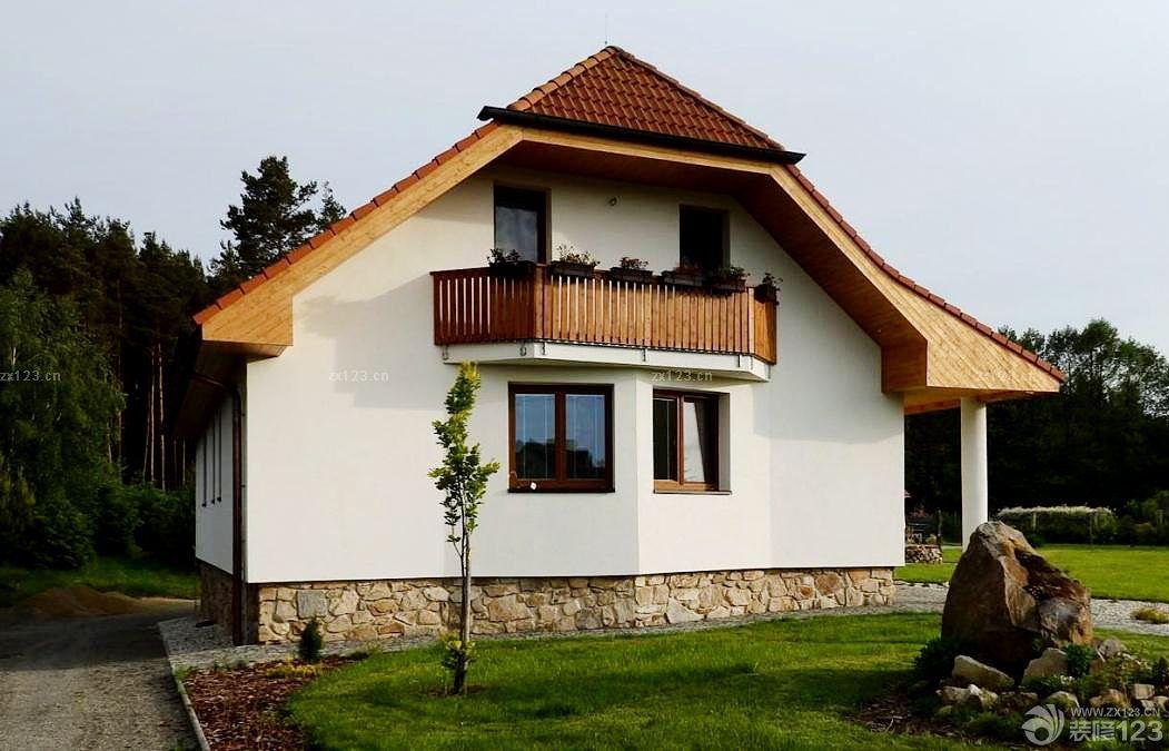 独栋别墅小房子装修设计图片