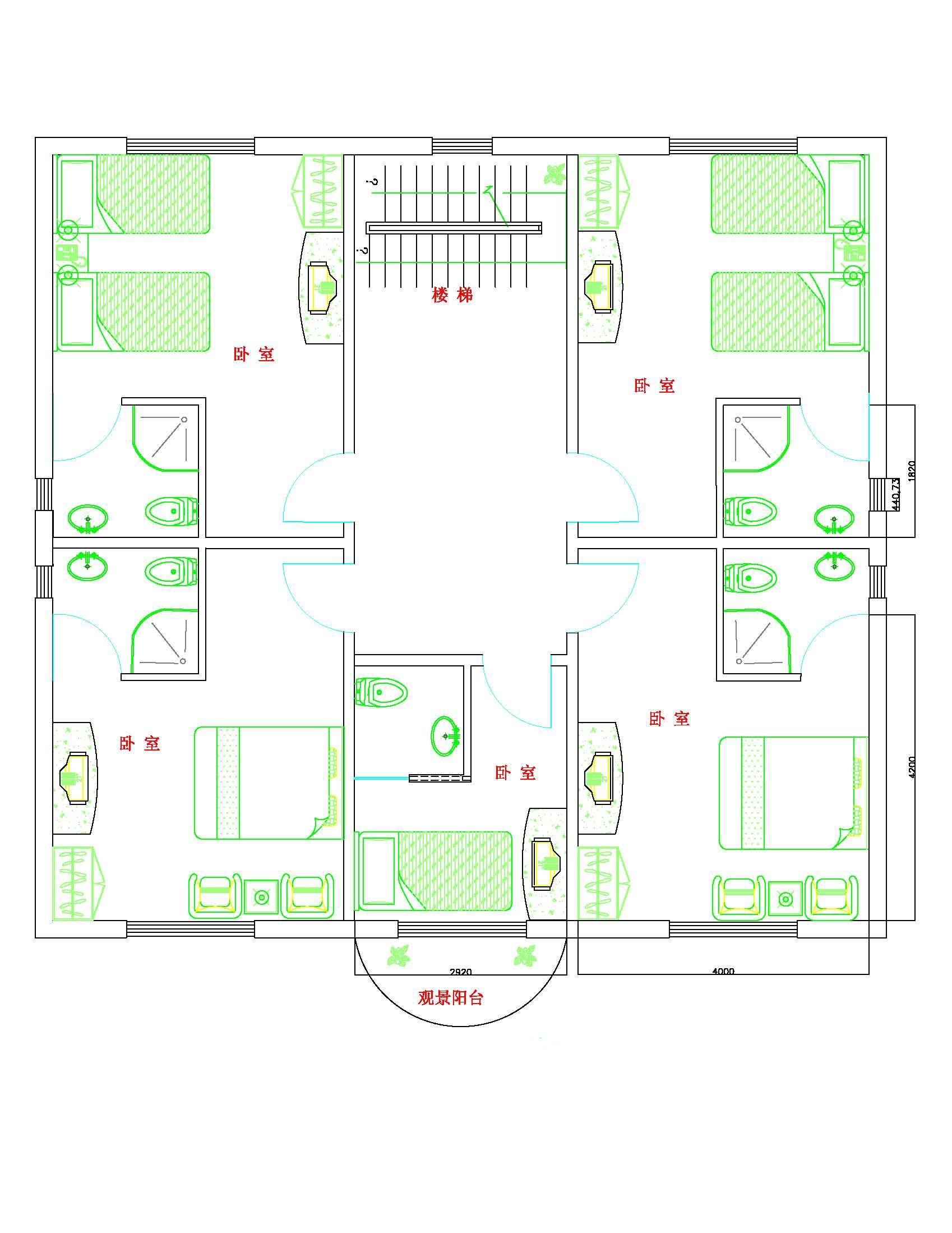酒店大堂平面设计图展示_设计图分享