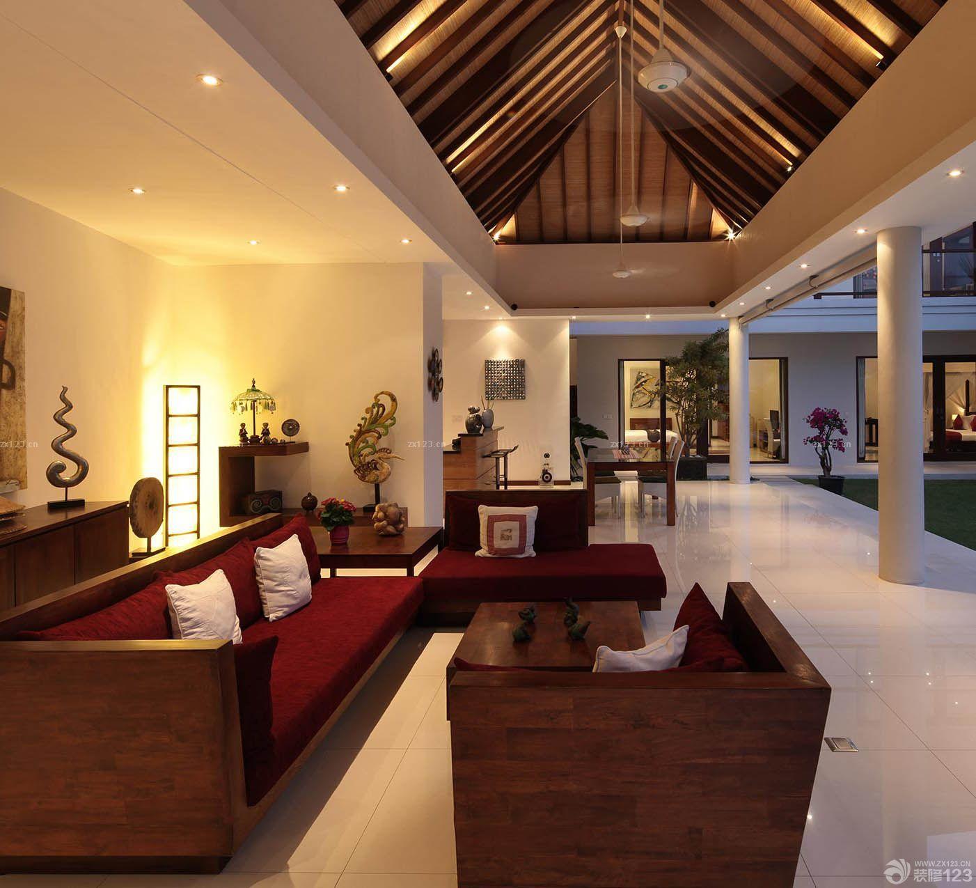2015高级别墅室内装修装潢效果图大全 设计456装修效果图