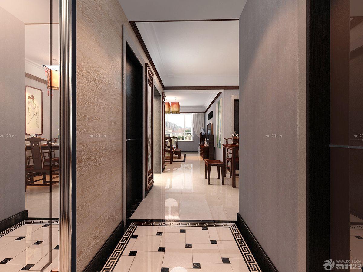 70平房子入户玄关装修设计效果图