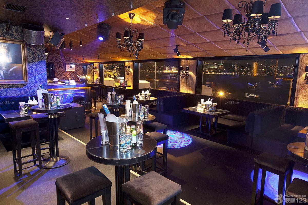 酒吧欧式吊灯图片